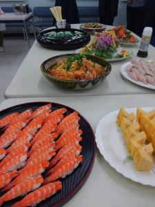 寿司パーティー_4858