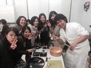 寿司パーティー_9805